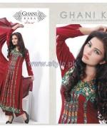 Ghani Kaka Linen Dresses 2014-2015 For Winter 5
