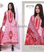 Ghani Kaka Linen Dresses 2014-2015 For Winter 9
