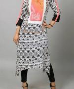 Grapes The Brand Winter Dresses 2014-2015 For Girls 10