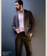 Gul Ahmed Ideas Winter Dresses 2014 For Men 7