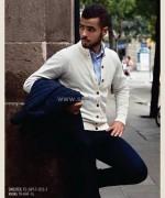Gul Ahmed Ideas Winter Dresses 2014 For Men 9