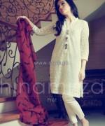 Hina Mirza Autumn Dresses 2014 For Women 1