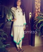 Hina Mirza Autumn Dresses 2014 For Women 3