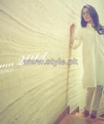 Hina Mirza Autumn Dresses 2014 For Women 4