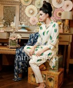 Hina Mirza Autumn Dresses 2014 For Women 8