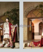 Ittehad Royal Embroidered Dresses 2014-2015 For Winter 10