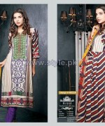 Ittehad Royal Embroidered Dresses 2014-2015 For Winter 5
