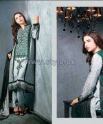 Ittehad Royal Embroidered Dresses 2014-2015 For Winter 6