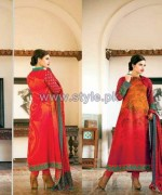 Ittehad Royal Embroidered Dresses 2014-2015 For Winter 9