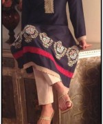Kapraa Gali By Anum Jung Fall Collection 2014 For Women 0011