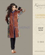 Kayseria Cambric Prints 2014 For Women 1