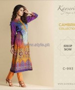 Kayseria Cambric Prints 2014 For Women 3