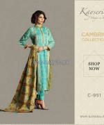 Kayseria Cambric Prints 2014 For Women 4
