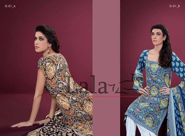 Lala Textiles Turkish Linen Dresses 2014 For Women 0014