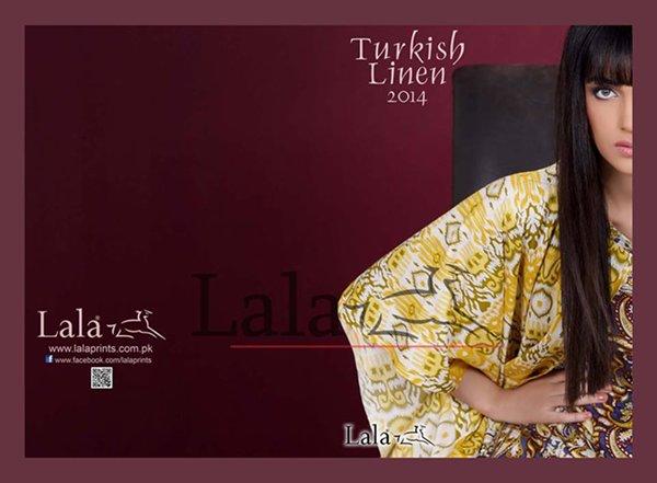 Lala Textiles Turkish Linen Dresses 2014 For Women 006