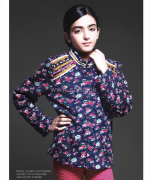 Leisure Club Winter Dresses 2014-2015 For Kids 1