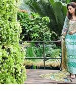 Mavi Designer Winter Dresses 2014 By Shariq Textiles 1