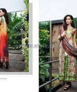 Mavi Designer Winter Dresses 2014 By Shariq Textiles 10