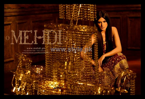 Mehdi Bridal Dresses 2014 For Women 1