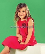 Minnie Minors Fall Winter Dresses 2014 For Kids 2