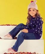 Minnie Minors Fall Winter Dresses 2014 For Kids 5