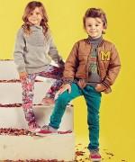 Minnie Minors Fall Winter Dresses 2014 For Kids 7