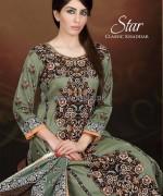 Naveed Nawaz Textiles Khaddar Dresses 2014 For Girls 3