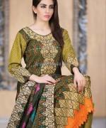 Naveed Nawaz Textiles Khaddar Dresses 2014 For Girls 4