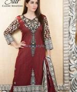 Naveed Nawaz Textiles Khaddar Dresses 2014 For Women 7