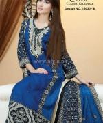 Naveed Nawaz Textiles Khaddar Dresses 2014 For Women 8