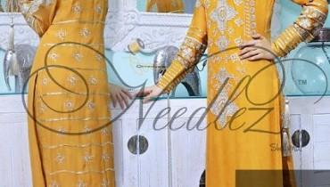 Needlez By Shalimar Eid Ul Azha Collection 2014 For Women 006