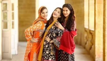 Nishat Linen Pret Dresses 2014 For Fall Winter 6