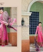 Rabea Designer Embroidered Dresses 2014 by Shariq Textiles 5