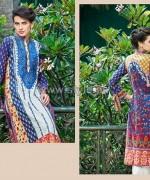 Rabea Designer Embroidered Dresses 2014 by Shariq Textiles 7