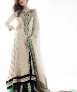 Rizwan Ahmed Formal Dresses 2014 For Women