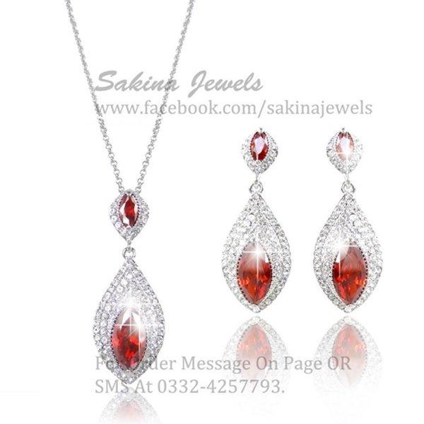 Sakina Jewelery Party Jewellery Designs 2014 For Women 001