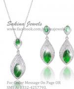 Sakina Jewelery Party Jewellery Designs 2014 For Women 0011