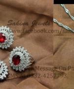 Sakina Jewelery Party Jewellery Designs 2014 For Women 002