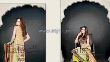 Sana Samia's Khaddi Dresses 2014 For Women 9