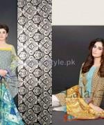 Sana Samia's Khaddi Dresses 2014 by Lala 1