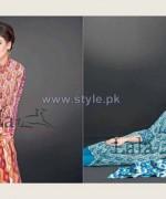 Sana Samia's Khaddi Dresses 2014 by Lala 2
