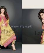 Sana Samia's Khaddi Dresses 2014 by Lala 5