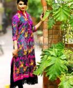 Sanober Azfar Casual Dresses 2014 For Girls 1