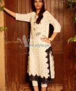 Sanober Azfar Casual Dresses 2014 For Girls 2