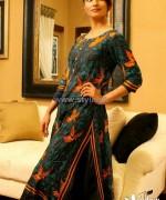Sanober Azfar Casual Dresses 2014 For Girls 4