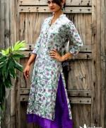 Sanober Azfar Casual Dresses 2014 For Girls 5