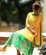 Sanober Azfar Casual Dresses 2014 For Girls 6