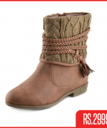 Servis Winter Footwear Collection 2014 For Women 007