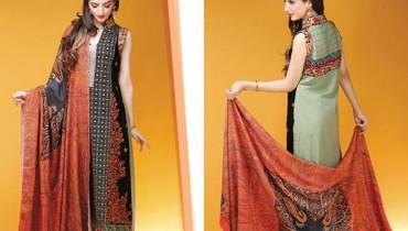Shaista Cloth Winter Collection 2014 Volume 2 For Women 0013