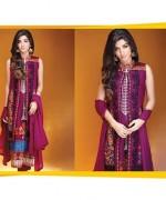 Shaista Cloth Winter Collection 2014 Volume 2 For Women 004